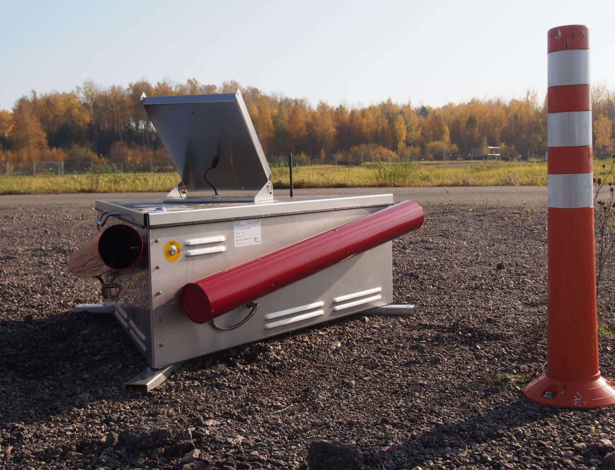 Purivox TA-RC System